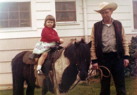 Carolyn Pony