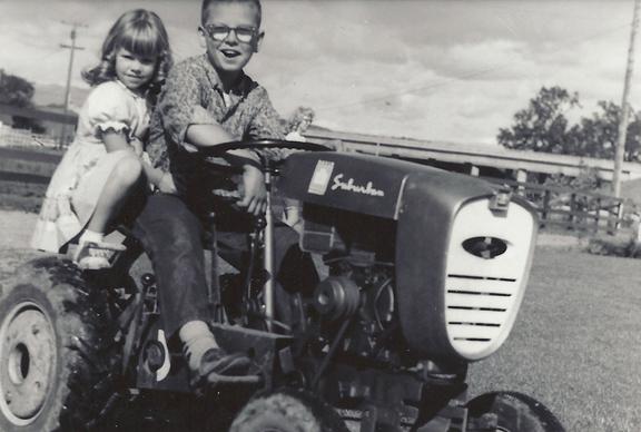 Carolyn Tractor
